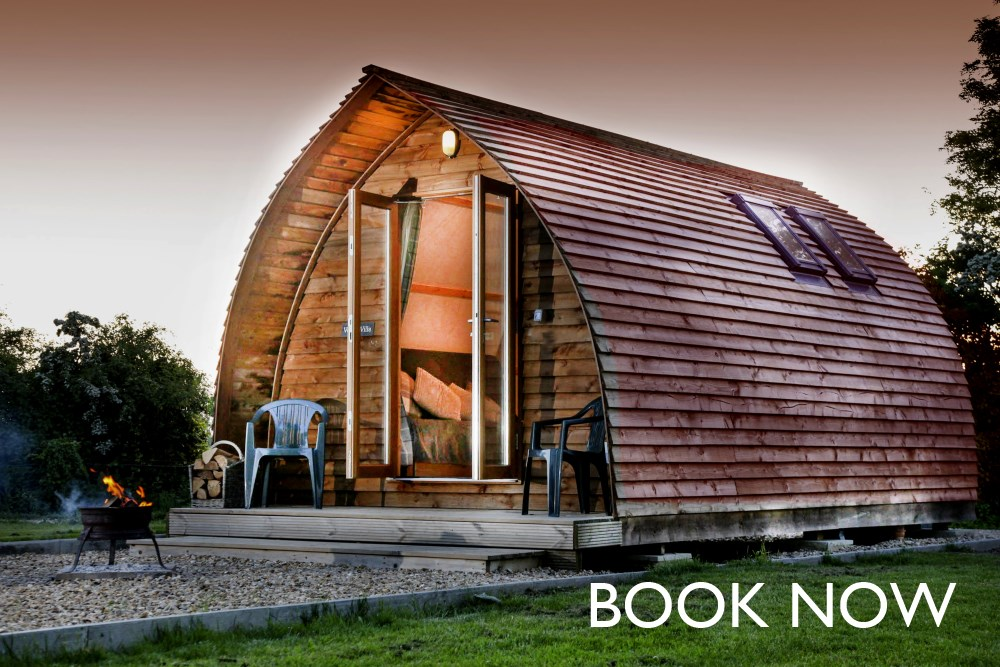 Book our Wigwams online